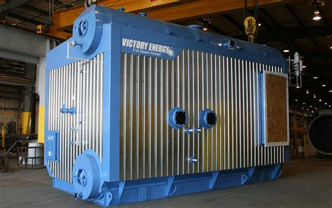 Victory Energyd-type Industrial Watertube Boiler