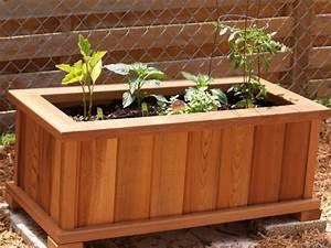 How, To, Make, Wooden, Planter, Boxes, Waterproof, U2013, Wilson, Rose, Garden