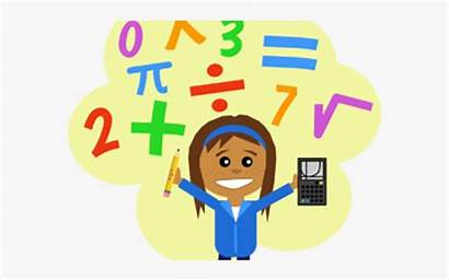 Math Cartoon Clipart Transparent Clipground Cliparts Clipartkey
