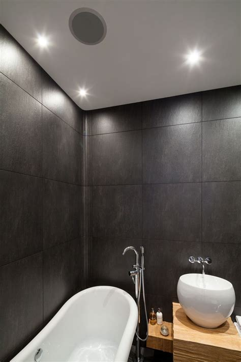 9 best images about My ensuite on Pinterest   Grey tiles