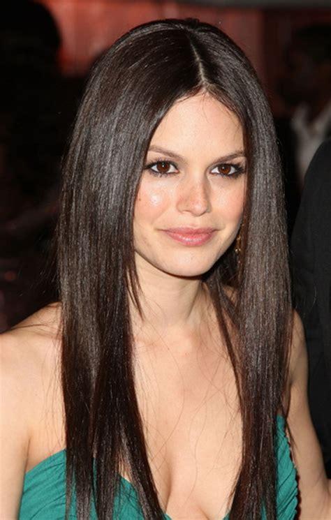 frisuren lange glatte haare frisuren glatte lange haare