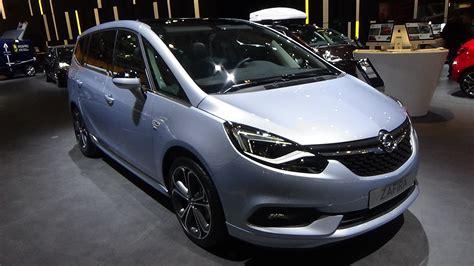 Opel Zafira Interior by 2017 Opel Zafira Exterior And Interior Auto Show