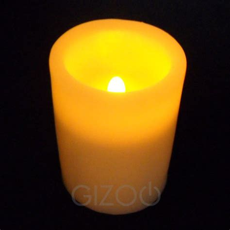 solar powered candle