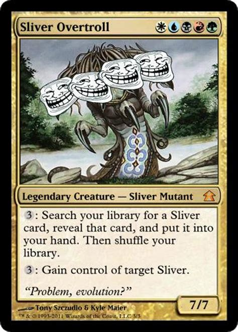 Sliver Edh Deck Build by Mind The Horde D Commander Edh Mtg Deck
