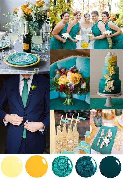 Wedding Color Palette Inspiration For 2018 Trends We Love