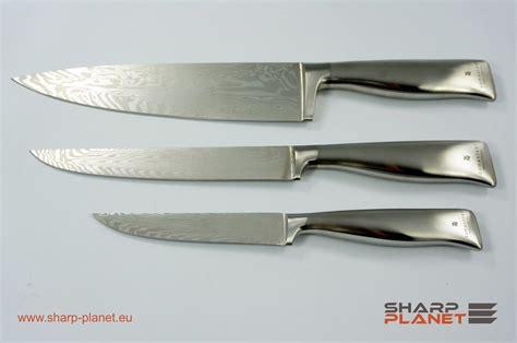 Wmf Kitchen Knives by Wmf Damasteel Set Wmf Damasteel Kitchen Knives Kitchen