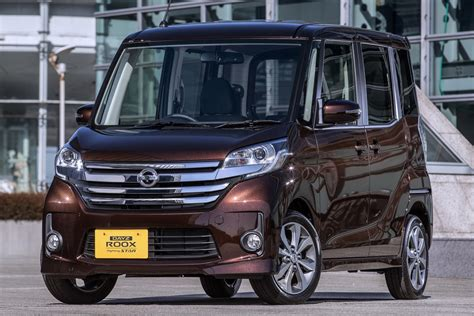 Nissan Launches Allnew Dayz Roox In Japan Autoevolution