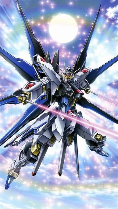 Gundam Wallpapers Destiny 4k Wing Anime Mobile