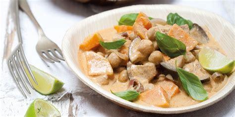 curry de pois chiches et patates douces carrefour