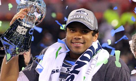 russell wilson    highest paid quarterback