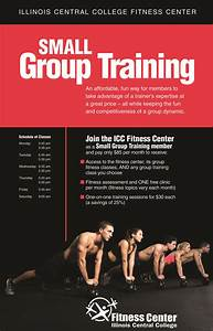 Fitness Center Now Offering Small Group Training