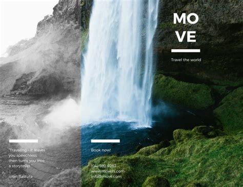customize  brochure templates  canva