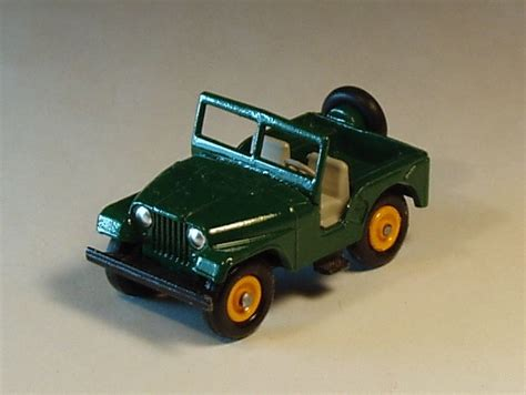jeep matchbox matchbox lesney custom jeep cj jeep pinterest