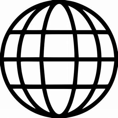 Globe Icon Svg Icons Regulation Onlinewebfonts Cdr