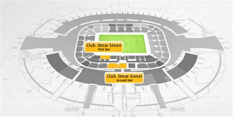 Mappa Juventus Stadium Ingressi by Club Sivori Juventus