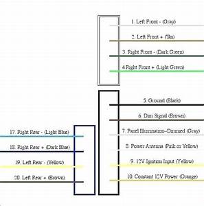2017 Honda Civic Lx Radio Wiring Diagram  U2013 Dakotanautica Com