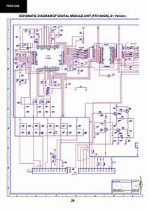 Daewoo 70gs 64s Television Cricuit Diagram Manual
