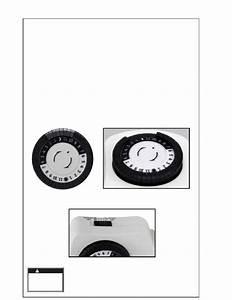 Ge Plugin 15119 24 Hour Mechanical Timer Owner U0026 39 S Manual
