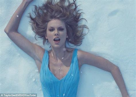 Taylor Swift releases Out Of The Woods music video ...