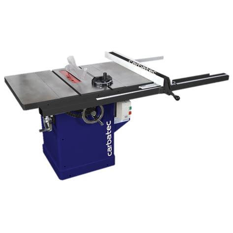 Cabinet Table Saw Australia by Carbatec 12 Quot Cabinet Saw 1 Phase Tablesaws Carbatec