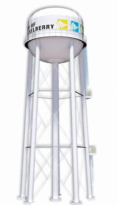 Tower Water 3d Sketch Designs Casselberry Pixel