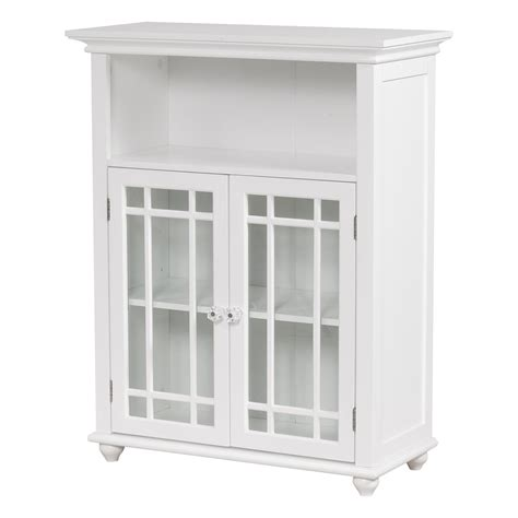 white glass cabinet doors white painted mahogany wood small cabinet with clear glass