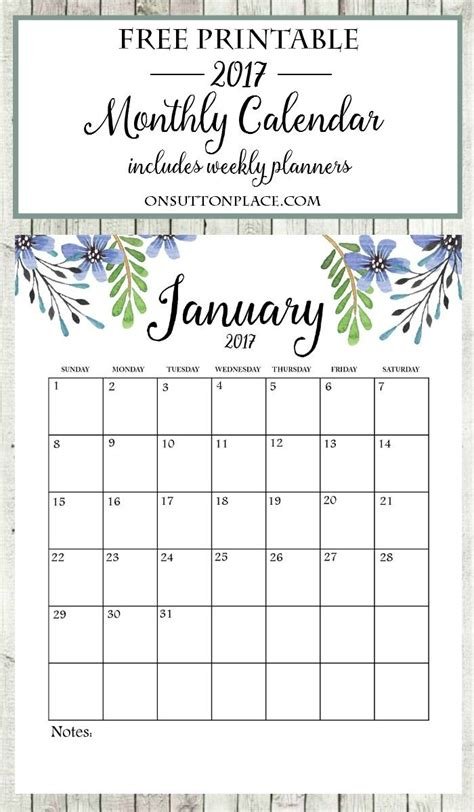 printable diet calendar 2018 months uk