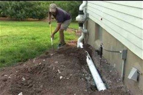 how much does it cost to install drains 2018 drainage installation costs add or replace a drain line