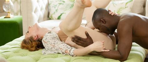 Passionate Interracial Sex Story Of A Redhead And Her