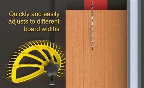 hedgehog spiral featherboard