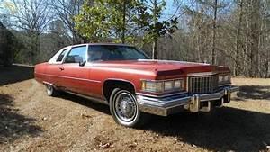 Classic 1976 Cadillac Deville For Sale