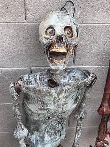 Diy, Scary, Skeleton, Halloween, Props, U2013, Party, Ideas