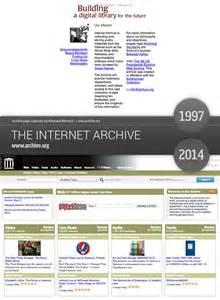 Archive Internet Sites