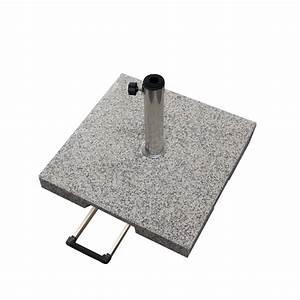 Schirmständer 50 Kg : granitst nder 55 kg mit ausziehbaren handriff und rollen granitst nder schirmst nder ab 50 ~ Watch28wear.com Haus und Dekorationen