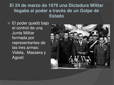 el modelo economico de la dictadura militar creditomere