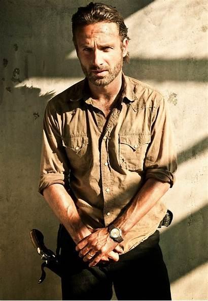 Rick Grimes Walking Dead Andrew Lincoln Season