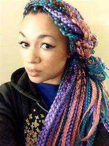 Box Braids Hairstyles Hairstyles With Box Braids