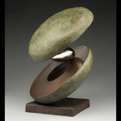 Abstract Shapes Sculpture by Orbacado Bronze Sculpture By Ted Schaal Absolutearts