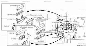 240 - Wiring For Sunny Wagon Y10 Nissan Sunny Wagon