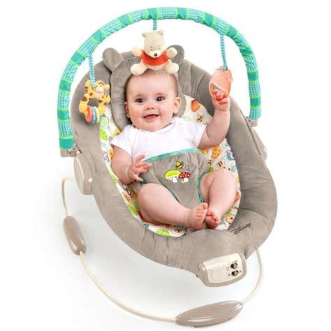 transat bebe winnie l ourson winnie l ourson transat taupe et vert achat vente transat balancelle 0074451602564 cdiscount