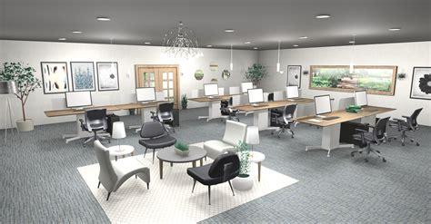 Home Interior Trends 2020 : 2020 Office Design Trends