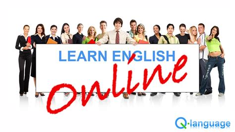 Learn English Online  Q Language Online English Class