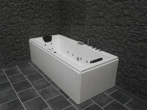 Whirlpool Badewanne Sophia Premium  Luxus Linksrechts