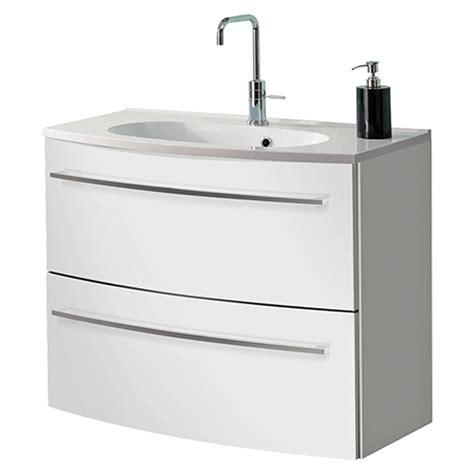 Riva Swing Waschtischunterschrank (45,5 X 80 X 63 Cm, Weiß