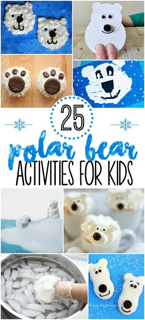 Polar Bear Preschool Activities