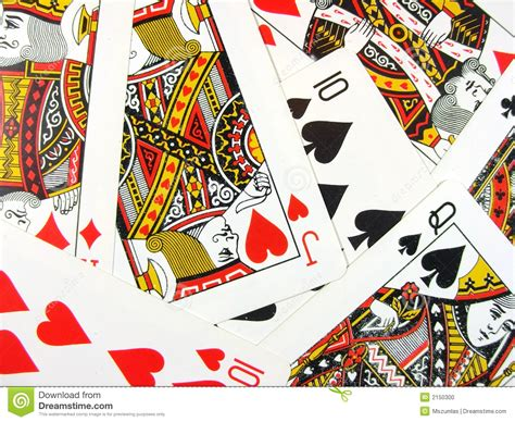playing cards texture stock photo image