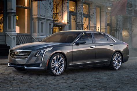 2020 Cadillac Ct6 by 2016 Cadillac Ct6 Is The Next Generation Of Executive Car