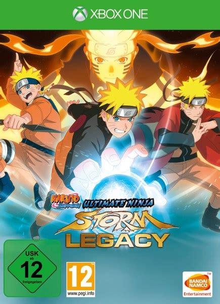 Naruto Shippuden Ultimate Ninja Storm Legacy Xbox One Raru