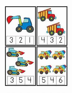 number count worksheet for kids (2) | Crafts and ...