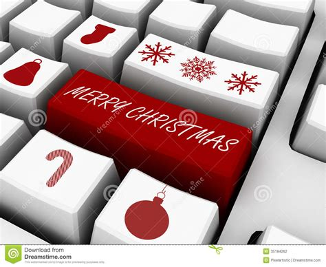 computer keyboard business holiday concept email gifts
